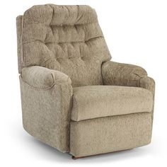 Montrose Power Wallsaver Recliner By Best Home Furnishings At Crowley  Furniture In Kansas City Swivel Recliner