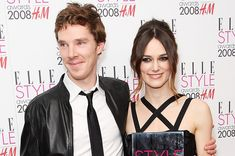 Benedict Cumberbatch Punched A Journalist For Keira Knightley GO BENNNNNYYY!!!!! WOAH, HE IS SUCH A GOOD DUDE!!