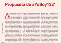 Propuesta de #YoSoy132*