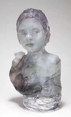 Sibylle Peretti The Squirrel, 2010, glass