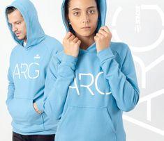 Image-Column Graphic Sweatshirt, Sweatshirts, Sweaters, Image, Fashion, Sportswear, Sport Clothing, Postage Stamp Design, Blue Prints