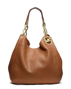 I Finally Got My Hands On This Baby D Michael Kors Fulton Large Shoulder Tote Handbags Accessories Macys For Gift