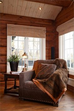 ∘⚜∘Rustic Log Homes∘⚜∘ - Pinterest: Crackpot Baby 🍒