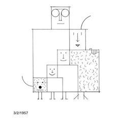 Saul Steinberg - The New Yorker
