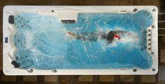 "St. Lawrence 3-Jet 196"" Swim Spa"
