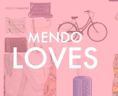 Mendocino, fav fashion!