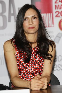 Famke Janssen At The 2012 Busto Arsizio Film Festival