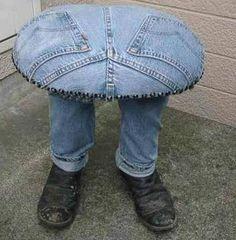 Het Tweede Leven van Oude jeans