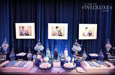 True Love, True Luxury: Jacilyn & Ryan   WedLuxe Magazine