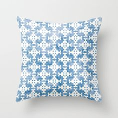 tribal+ikat+Throw+Pillow+by+Holli+Zollinger+-+$20.00