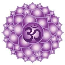 Risultati immagini per settimo chakra