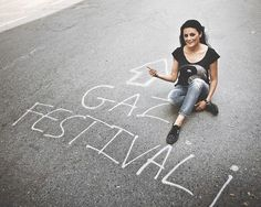 "The Y generation embraces the clash in its own humorous way which is confusing for the authorities. Note the sign to ""The Gas Festival"" #direngeziparki #occupygezi"