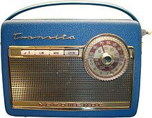 Transistorradio – Wikipedia