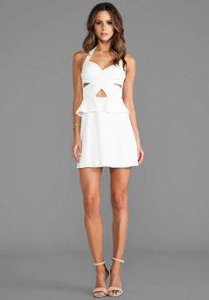Vestidos cortos y sencillos para fiesta