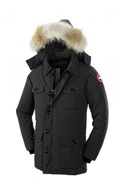 Canada Goose Banff Parka Black Men - Canada Goose #canadagoose #banff #parka #Halloween #BlackFriday http://www.canadagoose-jacket.com/