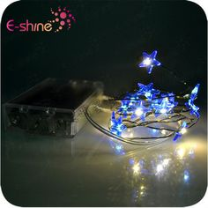 CE&RoHS Approved Battery Operated Christmas Star Light, View Battery Operated Christmas Star Light, ES Product Details from Shenzhen E-Shine...