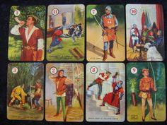 Robin Hood Card Game