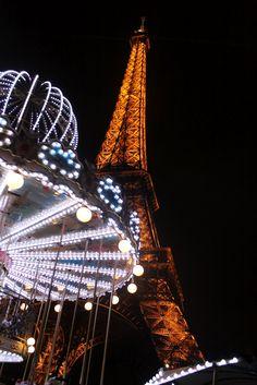 Eiffel Tower, Paris, France - 2012