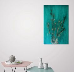 My Art as Walldecoration  Acryl/mixed media canvas 115x75cm