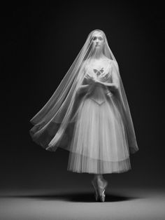 dance pics: Dutch National Ballet 50th anniversary portraits by Erwin Olaf, 2011
