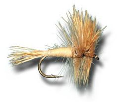 Blonde Wulff Fly Fishing Fly – Size 10