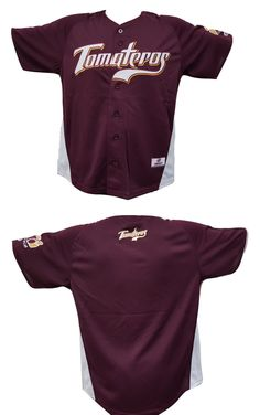 Baseball-Other 204  Tomateros De Culiacan Baseball Jersey New By El Siglo  Oficial - 79c3325262c