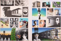 Excellence high Art Google, New Art, Art Boards, Photo Wall, Polaroid Film, Frame, Artist, Art Ideas, Photography