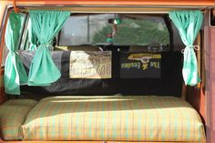 reupholstering vw bus tutorial