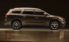US News named Buick's Enclave Best 3-row SUV for families. See your dealer & test drive one today!