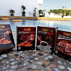 Morning booster ☕️ #khiyara #hotchocolate #icechocolate #chocolatedrink #minumancokelat #instantdrink #minumaninstan #jahemerah #redginger #kayumanis #cinnamon #cokelat #chocolate #cocoa #healthydrink #diabeticfriendly #jualminumancokelat
