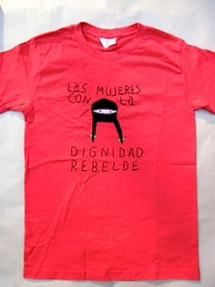 サパティスタ EZLN Tシャツ 刺繍- - TOMBOLA トンボラ 大阪 メキシコ雑貨 雑貨店 カフェ 通販 アニマリート ルチャリブレ