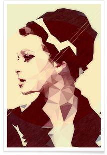 Chic Mood - Mayka Can2ienova - Premium Poster
