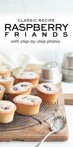 Could You Eat Pizza With Sort Two Diabetic Issues? Raspberry Friands, Recipe With Step-By-Step Photos Whoopie Pies, Churros, Cupcakes, Baking Recipes, Cake Recipes, French Dessert Recipes, Muffin Recipes, Vegan Recipes, Friands Recipe