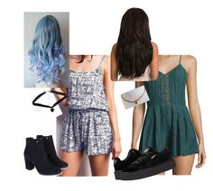 """""""Untitled #96"""" by cyan58 ❤ liked on Polyvore featuring Ambiance, Moon River, Hermès, Puma and Monsoon"""