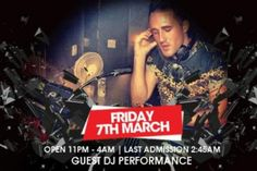 The Return of DJ Pickalo. Malia's finest DJ returns to the decks. Expect some quality house music from one of the Island's hottest DJs. On March 07, 2014 at 11:00 pm to March 08, 2014 at 4:00 am. At Liquid and Envy, Oldham, Retiro Street, Oldham, OL1 1SA, United Kingdom. Price: £5. Category: Nightlife.