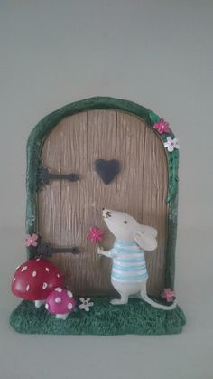 Fairy door with Marvin the Mouse £6.50 Not suitable for children under 36 months