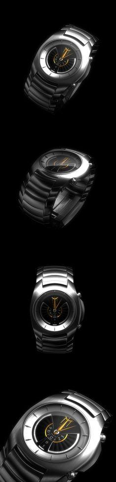 Stylish And Innovative Watch Design By Piotr Czyzewski