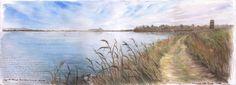 Il Lago dei Monaci è il più piccolo dei laghi costieri del Parco del Circeo. Si trova a sud del Lago di Fogliano. E' un importante punto di sosta per gli uccelli migratori che provengono dall…