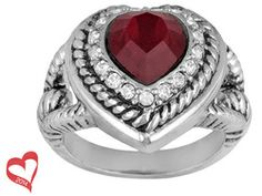 Love Your Heart Collection, Red