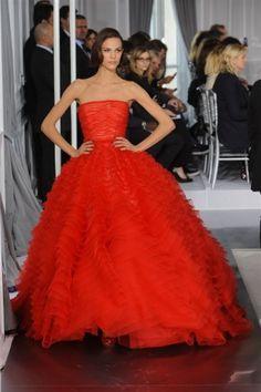 FULL LENGTH haute couture CHRISTIAN DIOR Dior