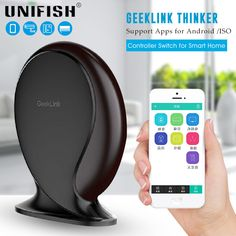 Find More Smart Home Controls Information about Geeklink Thinker Smart Home Automation Controller Wireless Remote Control for iPhone Android Security Router WIFI IR RF Switch,High Quality control piston,China control control Suppliers, Cheap control multimedia from UNIFISH Store on Aliexpress.com