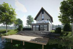 Gazebo, Outdoor Structures, Cabin, House Styles, Home Decor, Deck Gazebo, Cabins, Cottage, Interior Design