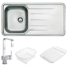 The 22 best Kitchen Sinks images on Pinterest   Cool kitchens ...