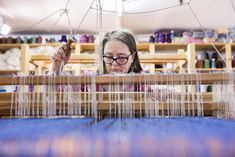 Visit LIZ CHRISTY HANDWOVEN SCARVES & LIZZYC SHEEP GIFTS - Stand Y64 Autumn Gift & Home Fair 19th - 22nd August 2018  A textile designer and hand-weaver, I live and work in Annayalla just outside Castleblayney, among the rolling hills of County Monaghan. I have a passion for Irish textiles, which I weave in my bright and airy workshop, Swallow Studios. #AGHF2018 #AutumnGiftHomeFair #TradeOnly #YesItsIrish #IrishDesign #IrishBusiness Irish Design, Swallow, Textile Design, Sheep, Weave, Hand Weaving, Studios, Scarves, Workshop