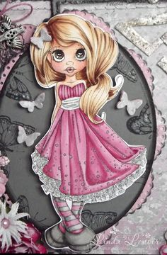 Hair E50, 51, 53, 25 Dress,tights and shoes: R81, 83, 85, W1, 2, 3, 5, 7  I added a little Glamour Dust to her petticoat for sparkle.