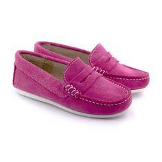 Boni Summer, mocassin enfant  shoes  loafers  slipons  pink Chaussure  Enfant, d323c7cd8452