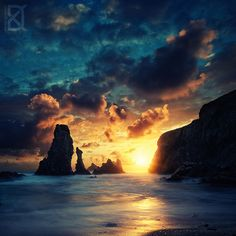Surreal Perspectives – Landscape Photography by David Keochkerian