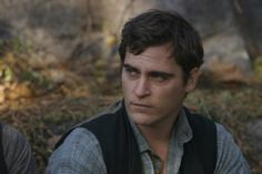 """Joaquin Phoenix as Lucius Hunt in """"The Village"""" (2004) Ivy Walker:How is it that you are so brave while the rest of us shake in our boots?  Lucius Hunt:I don't think of what might happen, only what must be done."""