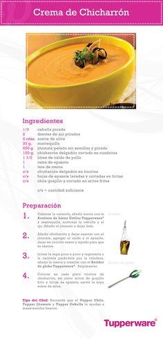 1000 images about tupperware receta on pinterest for Menus faciles de hacer