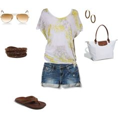 """""""Beachy"""" by mandys120 on Polyvore"""